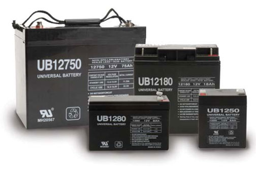 UPG AGM Batteries