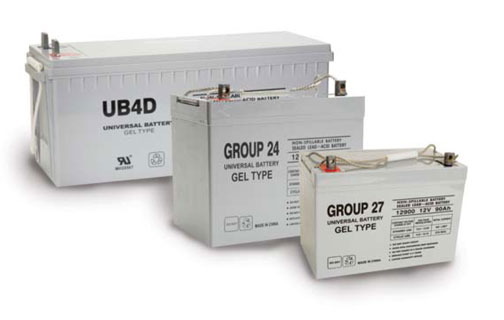 UPG Gel Batteries