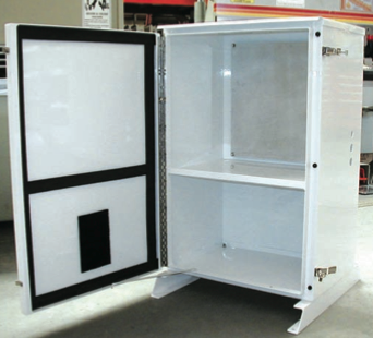Direct Power Chest Style Enclosure
