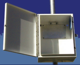 Direct Power Pole Mount Enclosure