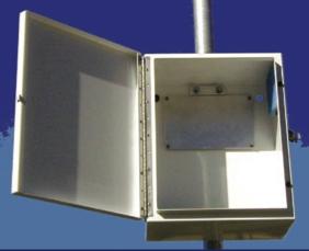 Direct Power Pole Mount Enclosure