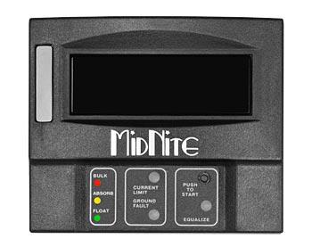 MidNite Solar Classic Lite Display